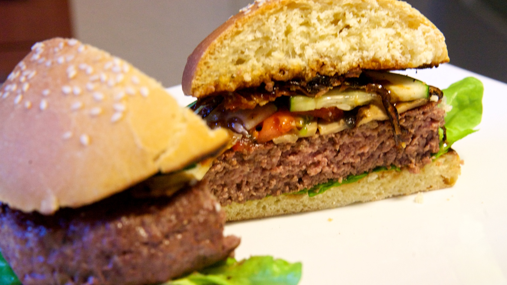 Burgeranschnitt