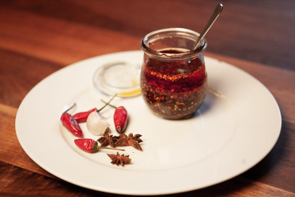 Hot Chili Öl